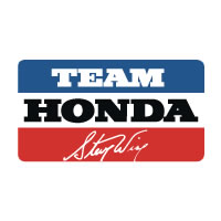 Team Honda Steve Wise