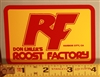 Roost Factory - Yellow/Red