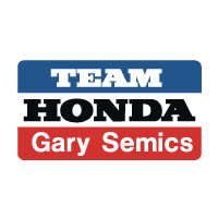 Team Honda Gary Semics