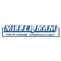 Miller Mano Decal