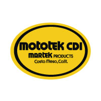 Mototek CDI Decal