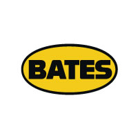 Bates Leathers Decal