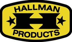 Hallman Rim Decal Set