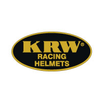 KRW Racing Helmet Decal