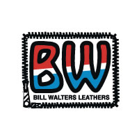 Bill Walters Leathers Decal