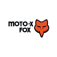 Moto-X Fox Forks Triple Clamp decal sticker