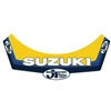 JT Racing Team Suzuki Visor Decal