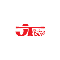 JT Racing USA Small Die Cut - Red