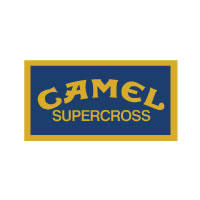Camel Supercross decal sticker