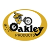Original Oakley decal sticker