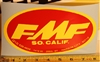 FMF Old school 8 inch oval