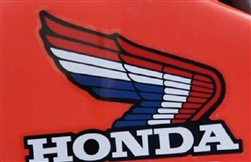 Honda Wing Shroud / Tank Decals - Universal Fit - small