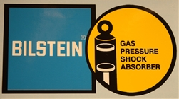 Bilstein Gas Pressure Shocks - decal sticker set