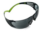 Peltor Sport SecureFit 400 Glasses Gray Lenses, Anti Fog