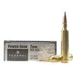Federal Power-Shok 7mm Remington Magnum 175gr SP - 20rd Box
