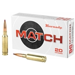 Hornady 6.5 Creedmoor 140 gr ELD Match -  20rd Box