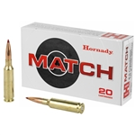 Hornady 6.5 Creedmoor 147 gr ELD Match -  20rd Box