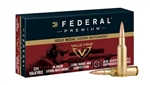 Federal Premium 224 Valkyrie Sierra Match King BTHP 90gr - 20 Rd box
