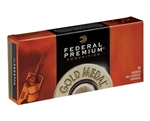 Federal Gold Medal Match 338 Lapua Sierra Match King 300 gr - Box of 20
