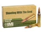 IMI M193 5.56 M193 Ball FMJBT 20rd Box