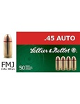 Sellier & Bellot 45ACP FMJ 230GR - 50rd box