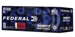 "Federal 12GA Shorty Mini Shotshells #4 Buckshot - 1 3/4"" - 10 Rounds"