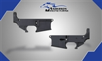 Anderson Manufacturing AR15 80% Lower Receiver - Anodized
