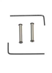 Armaspec AR-15 Anti-Walk Pin Kit-Set of (2) .154 pins for AR15 Hammer & Trigger