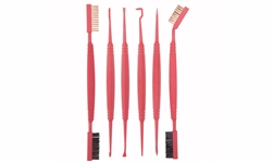 Real Avid Accu-Grip Gun Cleaning Pick and Brush Set