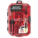 Real Avid SMART DRIVE 90 Piece Gunsmith Screwdriver Set
