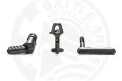 Battle Arms Development AR-15 3 Piece Enhanced Lower Parts Kit