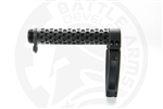 Battle Arms Development AR-15 SABERTUBE Pistol Buffer Tube & Tailhook Brace