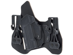 Blackhawk Leather / Polymer Pancake Inside the Waistband Holster - S&W Shield 9 / 40 - Left Hand