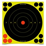 "Birchwood Casey Shoot-N-C 8"" Round Target 6Pack"