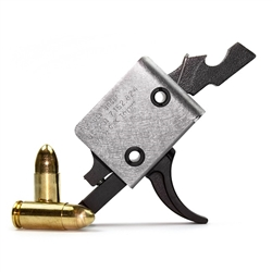 CMC AR-15 9MM PCC Curved 3.5lb Single Stage Drop-In Trigger Assembly