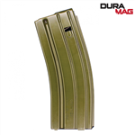 C-Products DuraMag Speed 223/5.56 AR-15 30rd Aluminum Magazine - OD Green