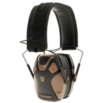 Caldwell E-Max PRO Low Profile Electronic Ear Muffs FDE 23NRR