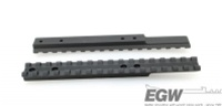 EGW Ruger 10-22 Picatinny Rail Scope Mount ( 46100 / 46102)