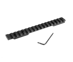 EGW HD Savage Round Back Short Action Picatinny Rail 20 MOA (#6 & #8 screws included)