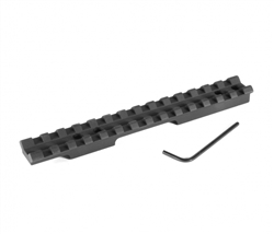 EGW Savage 93 (1 5/8 Ejection Port) Tactical Picatinny Mount