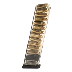 ETS Glock 43 9MM Extended Magazine - 12RD