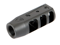 Fortis Rapid Engagement Device RED Muzzle Brake- 5.56 Black