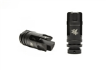 Griffin Armament M4SD Stealth 3-Prong Flash Hider - 5.56 - 1/2X28