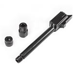 Glock 44 22LR Threaded Barrel - M9 X .75 w/ 1/2 x 28 adapter