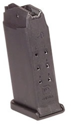 Glock 27 .40 Smith & Wesson, 9 Round Magazine, Blued