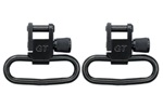 "Grovtec 1.25"" Loop Locking Swivel Pair Black Oxide"