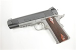 "Colt 1911 XSE Government 45ACP 5"" Rail Gun with Brushed Stainless Receiver"