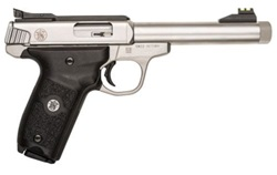 "Smith and Wesson SW22 VICTORY 22LR  5.5"" THREADED BARREL"