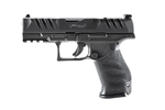 "Walther PDP Compact 15+1 4"" Optics Ready Pistol - BLACK"