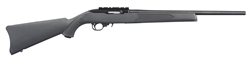 "Ruger 10/22 Carbine 22 LR 18.5"" - Charcoal Gray Synthetic"